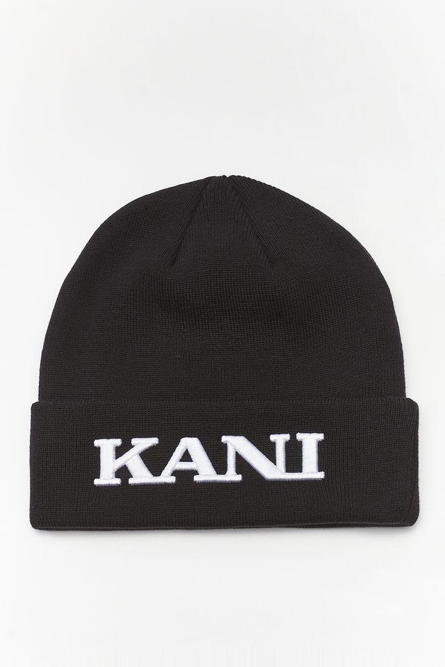 Karl Kani STARTER COLLEGE BEANIE BLACK 7020064