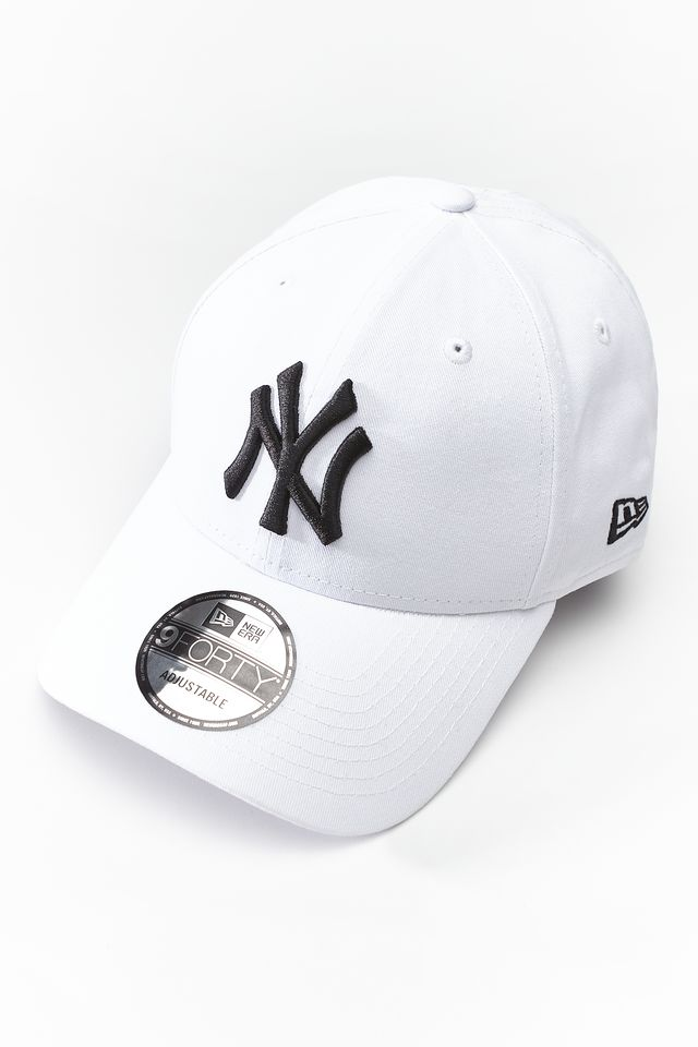 New Era 940 LEAGUE BASIC 455 WHITE 10745455
