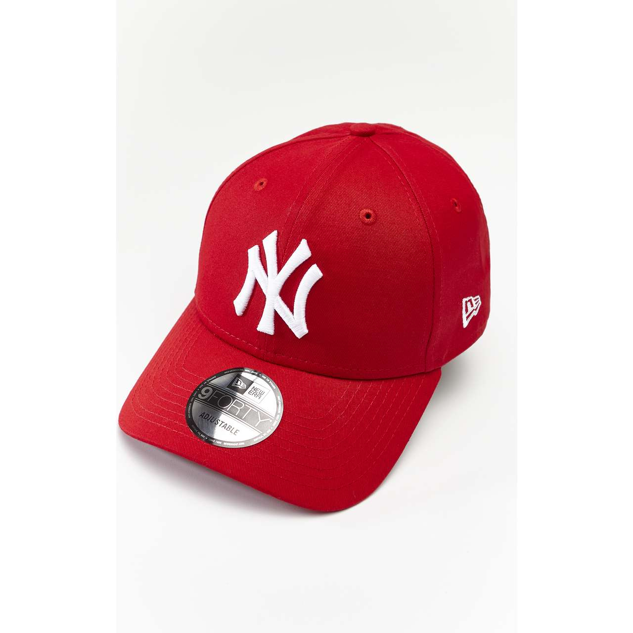 Czapka New Era  <br/><small>9FORTY LEAGUE BASIC 938 RED </small>  10531938