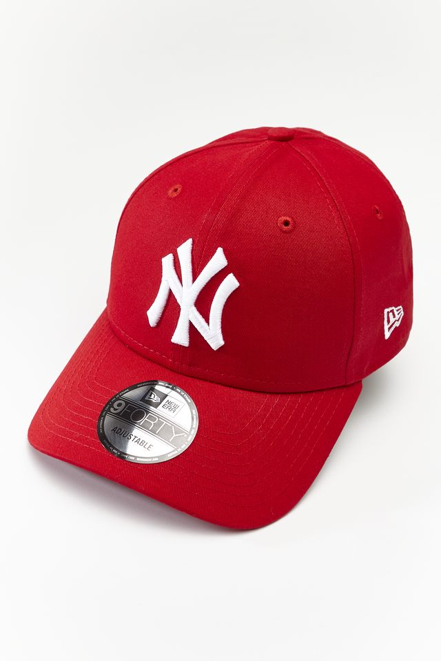 New Era 9FORTY LEAGUE BASIC 938 RED 10531938