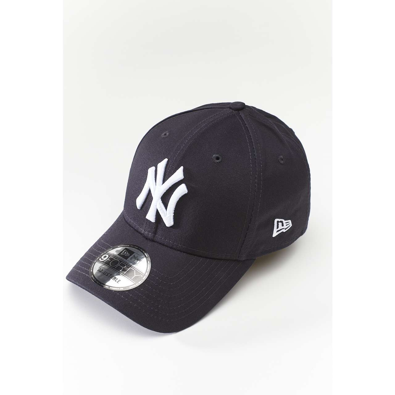 Czapka New Era  <br/><small>9FORTY LEAGUE BASIC 939 NAVY/OPTIC WHITE </small>  10531939