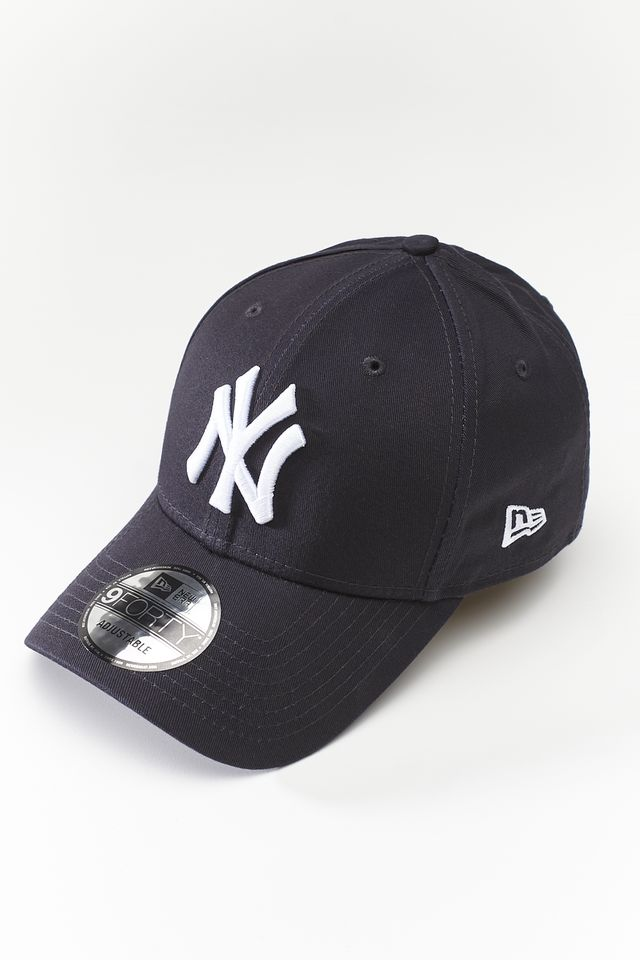 New Era 9FORTY LEAGUE BASIC 939 NAVY/OPTIC WHITE 10531939