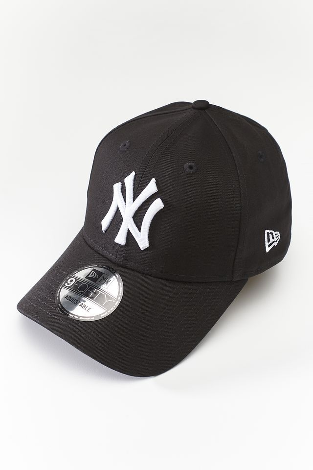 New Era 9FORTY LEAGUE BASIC 941 BLACK 10531941