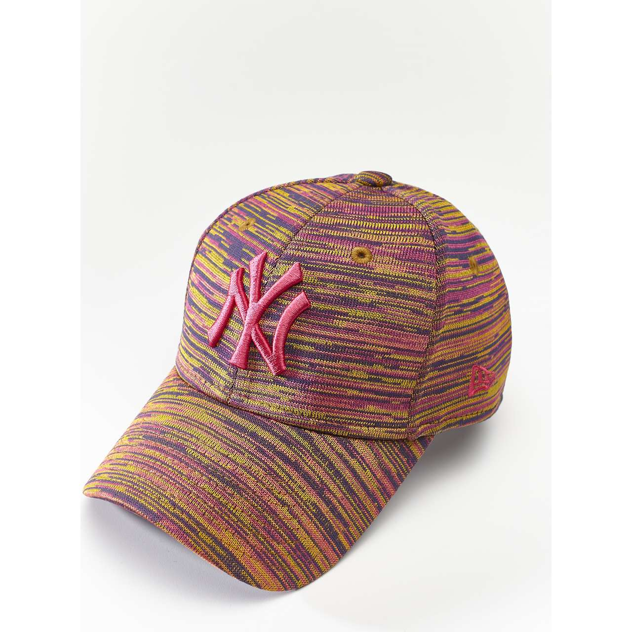 Czapka New Era  <br/><small>9FORTY NY YANKEES 567 LIGHT NAVY/BEETROOT PURPLE/GOLD </small>  11871567