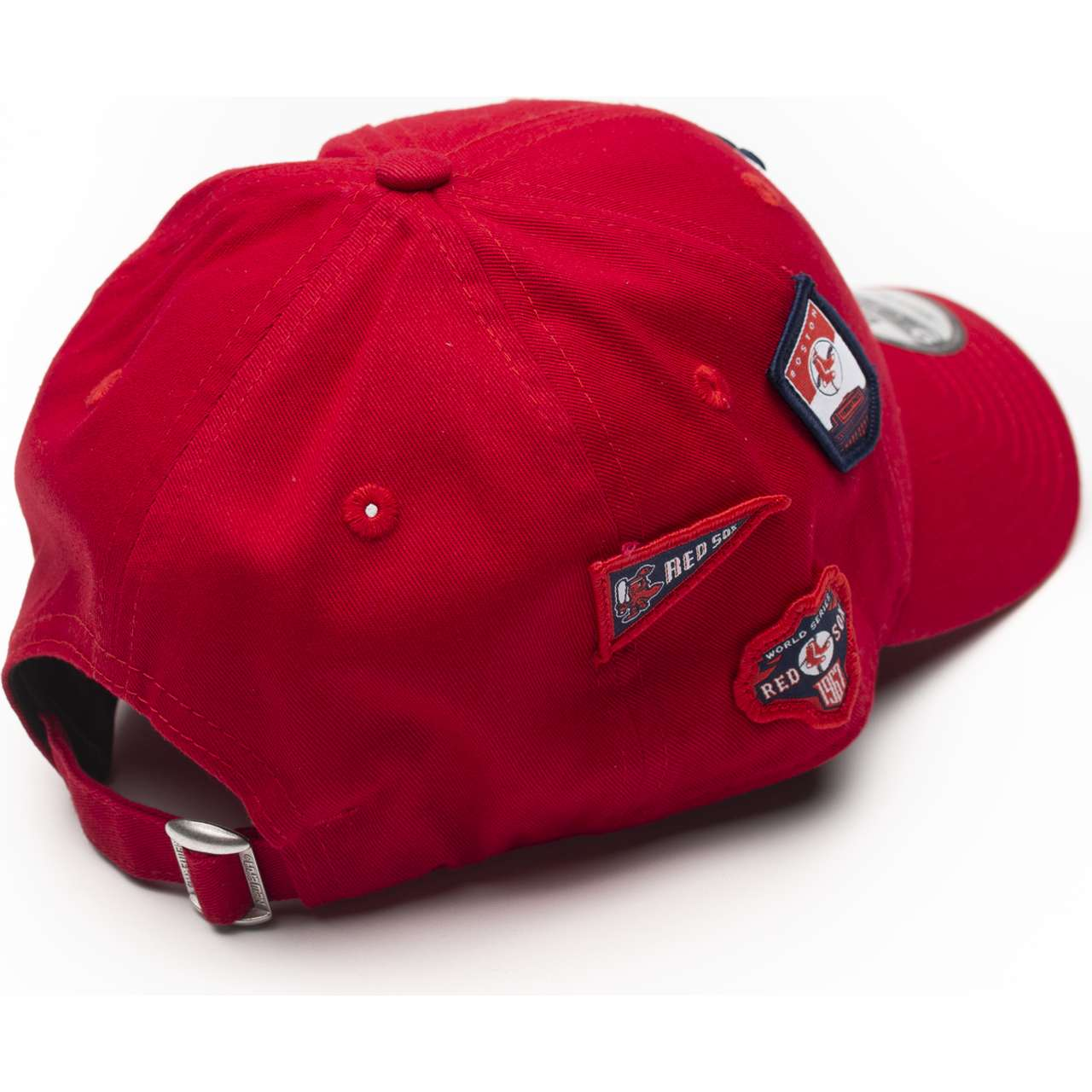 Czapka New Era  <br/><small>9FORTY RED SOX COOPERSTOWN PATCHED 709 RED </small>  11941709