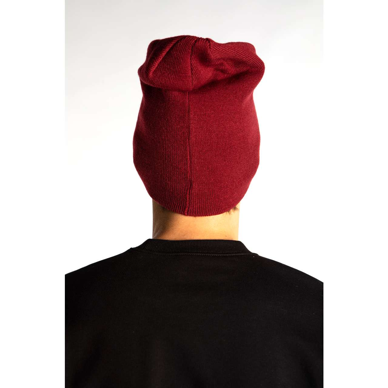 Czapka New Era  <br/><small>ESSENTIAL LONG KNIT 798 BURGUNDY </small>  11794798