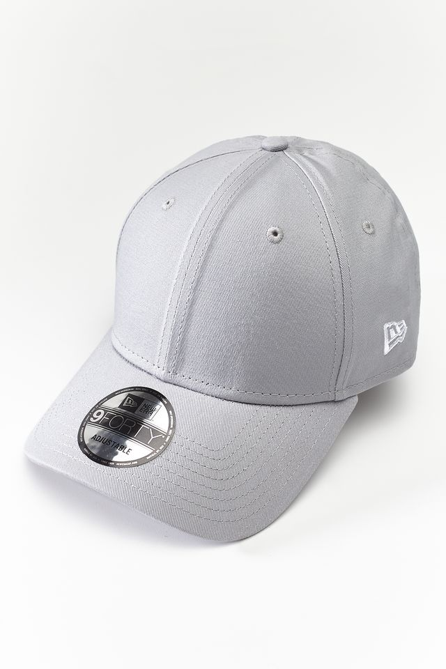 New Era FLAG 865 GRAY/OPTIC WHITE 11179865