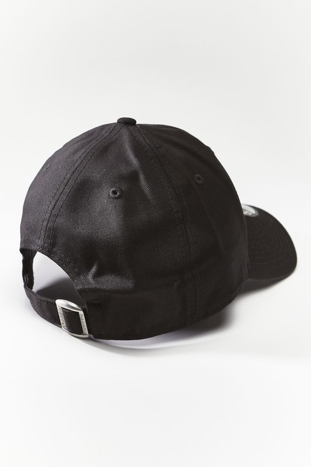Czapka New Era  <br/><small>LEAGUE ESSENTIALS 493 BLACK/WHITE </small>  11405493