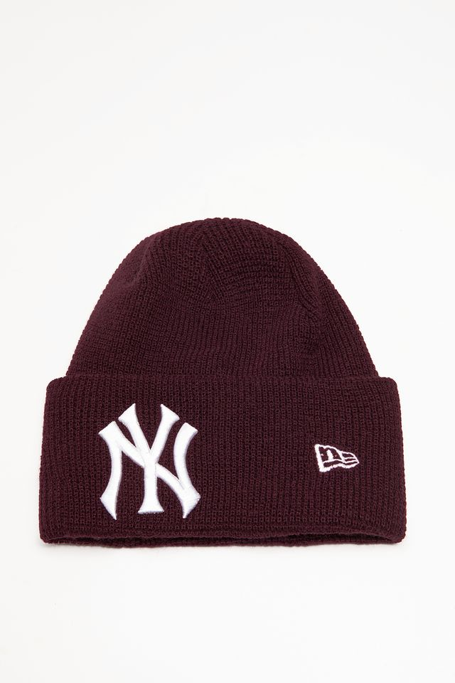 New Era LEAGUE ESSENTIAL CUFF KNIT 629 RED 12134629
