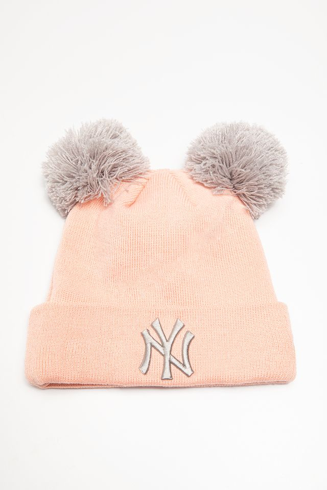 LIGHT PINK DOUBLE BOBBLE 645
