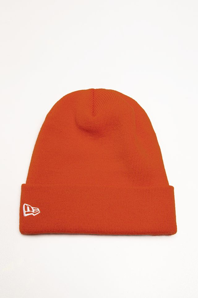 New Era NE ESTL KNIT 749 ORANGE 12134749
