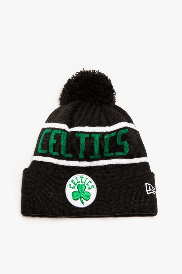 New Era OTC BOBBLE KNIT 853 BOSTON CELTICS 12134853