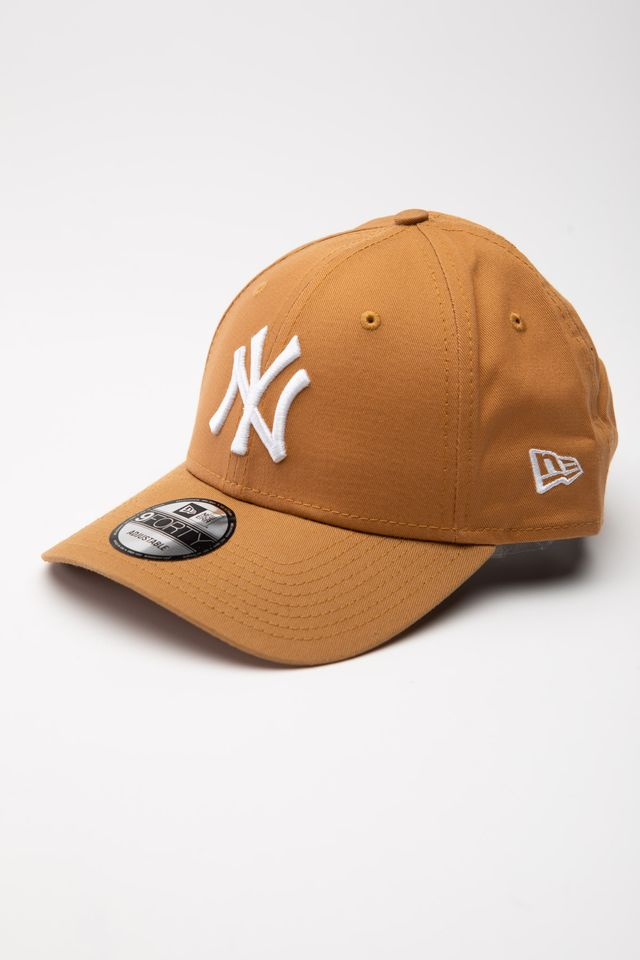 New Era LEAGUE ESSENTIAL 9FORTY 890 BROWN 12134890