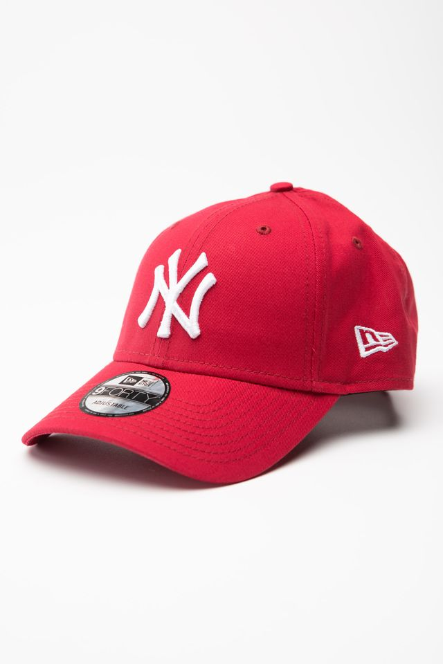 New Era LEAGUE ESSENTIAL 9FORTY 891 RED 12134891