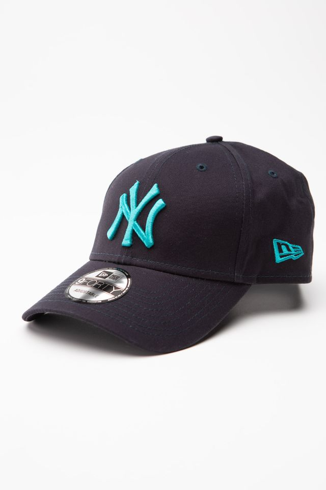 New Era LEAGUE ESSENTIAL 9FORTY 892 BLUE 12134892