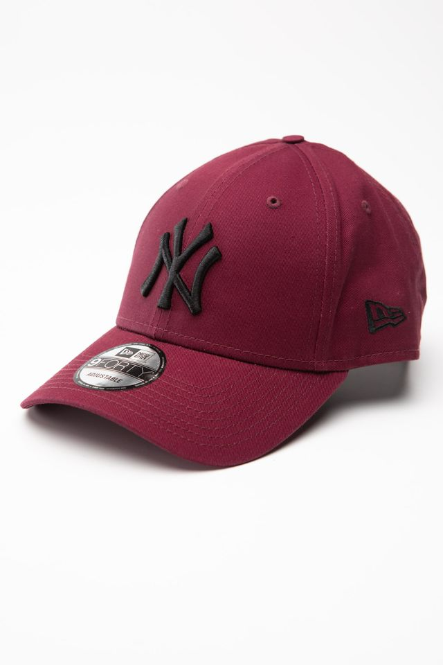 New Era LEAGUE ESSENTIAL 9FORTY 894 MAROON 12134894