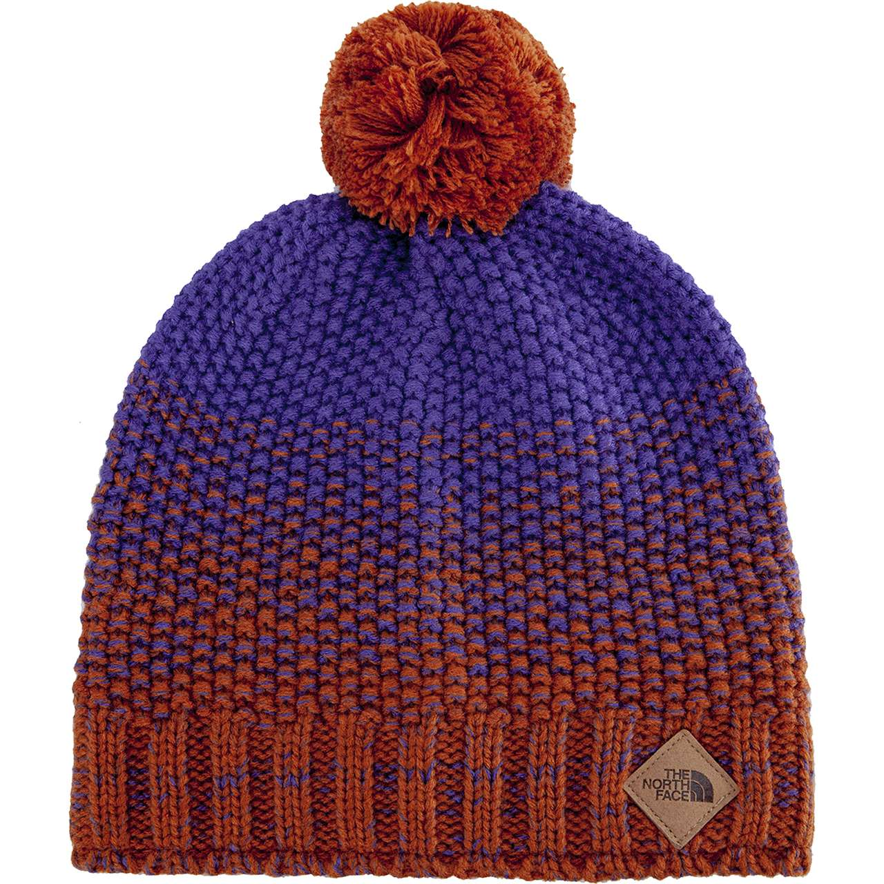 Czapka The North Face  <br/><small>ANTLERS BEANIE GINGERBREAD BROWN/DEEP BLUE </small>  T93FIB6HZ