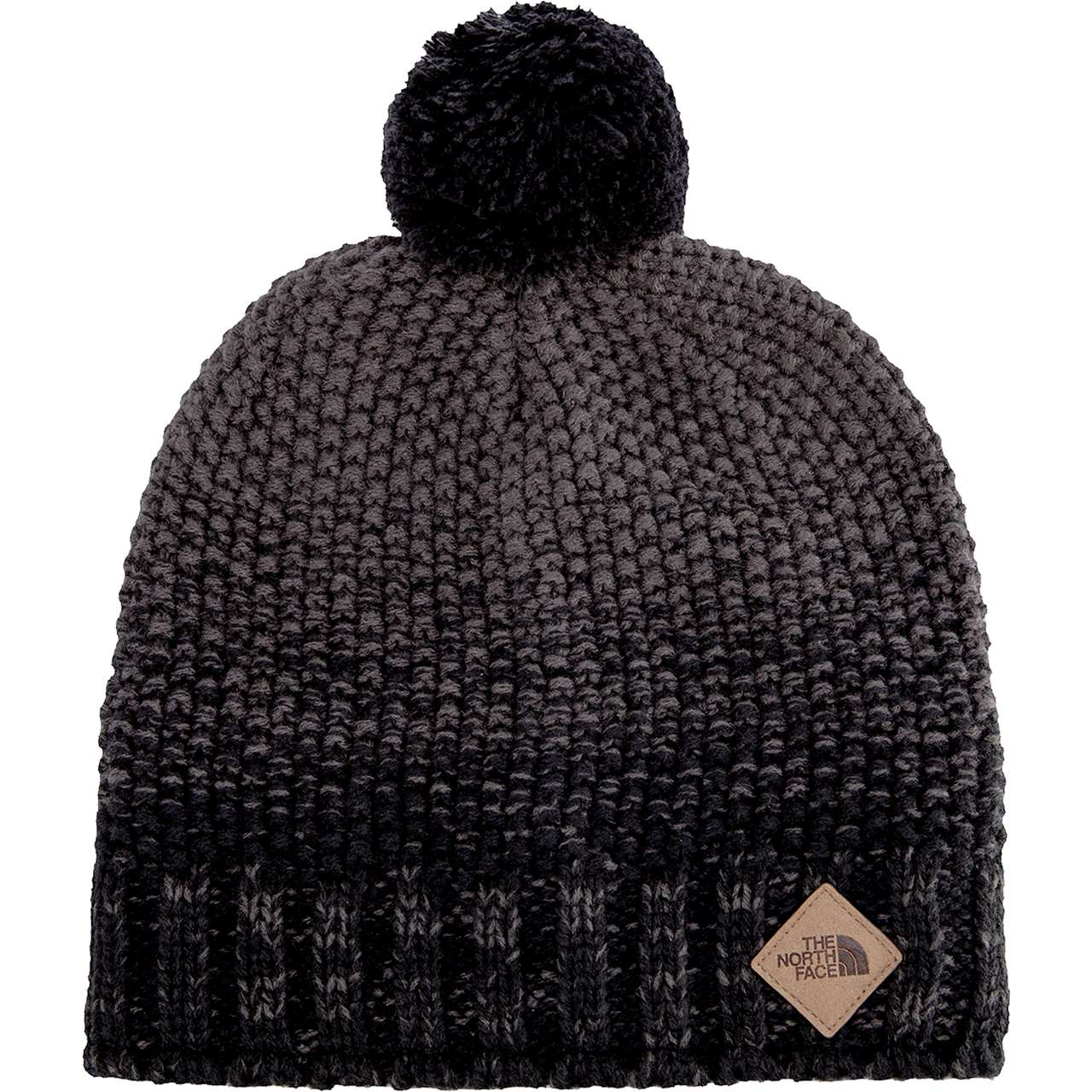 Czapka The North Face  <br/><small>ANTLERS BEANIE TNF BLACK/GRAPHITE GREY </small>  T93FIBKU6
