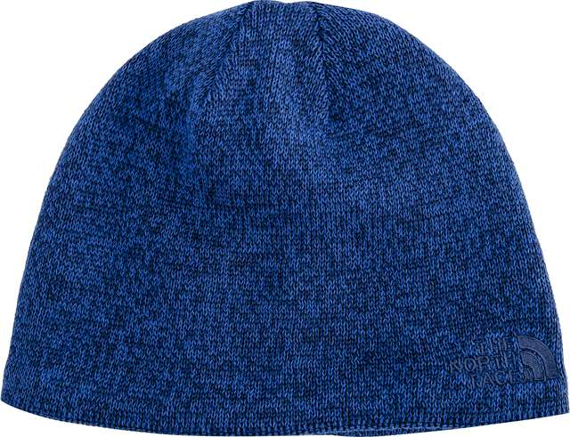 The North Face JIM BEANIE TURKISH SEA/SHADY BLUE T0A5WH1SH