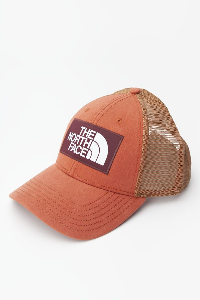 Czapka The North Face  <br/><small>MUDDER TRUCKER HAT BDN PICANTE RED </small>  NF00CGW2BDN1