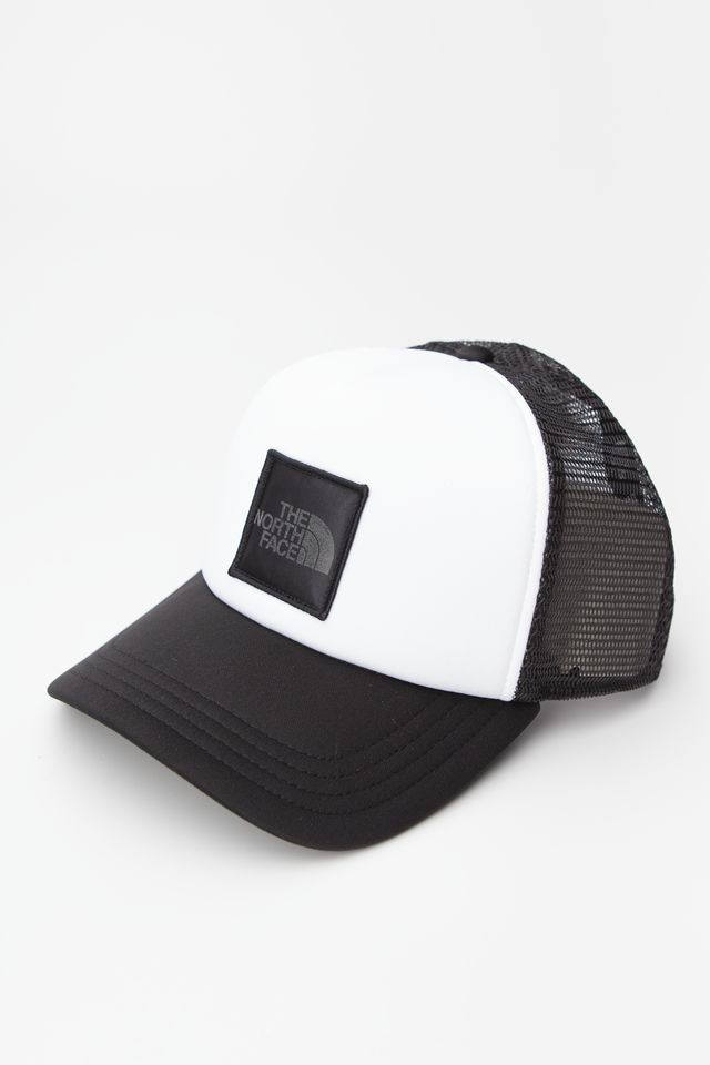 Czapka The North Face  <br/><small>TNF LOGO TRUCKER V7N TNF BLACK/TNF WHITE </small>  NF0A3FM3V7N1