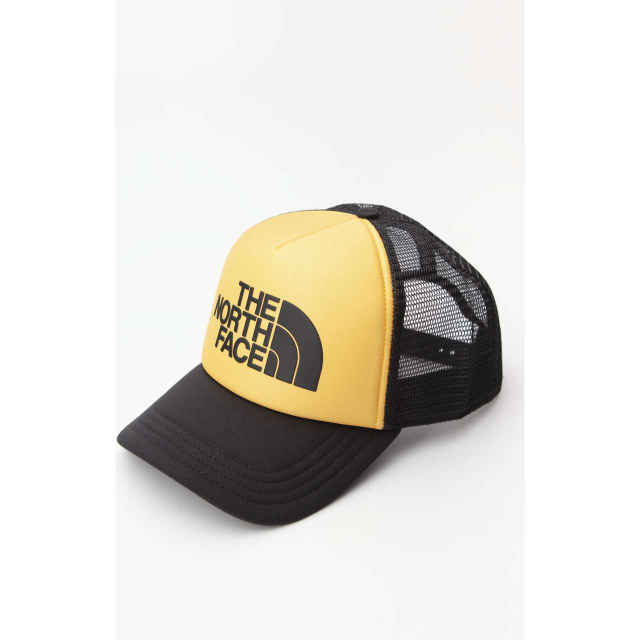 Czapka The North Face  <br/><small>TNF LOGO TRUCKER LR0 TNF YELLOW/TNF BLACK </small>  T93FM3LR0