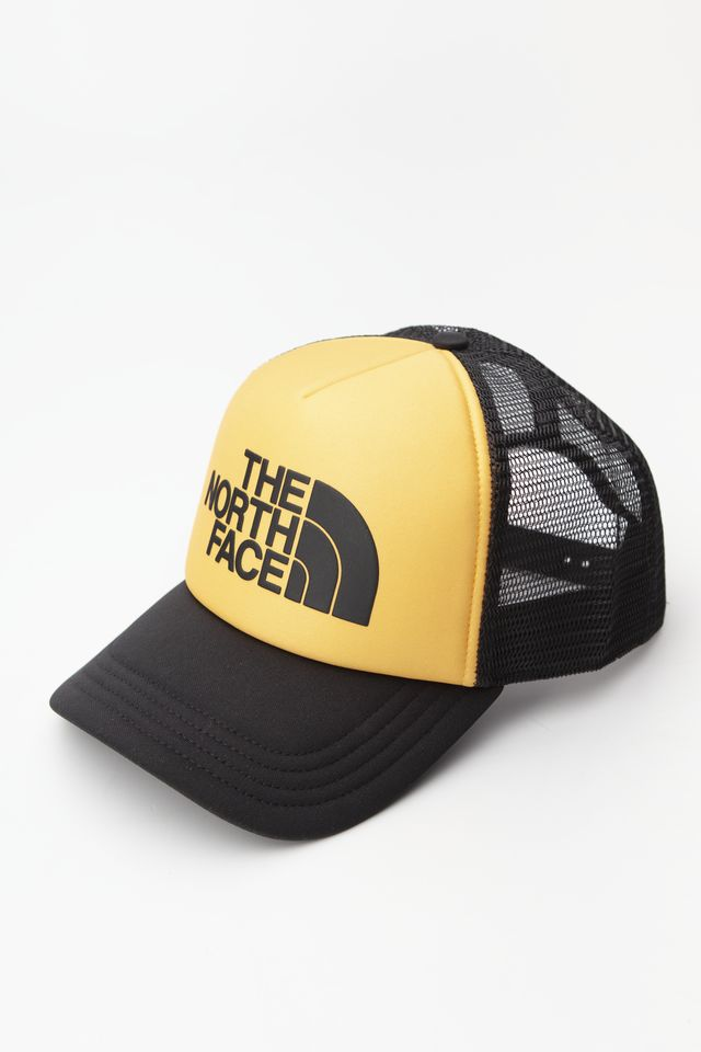 The North Face TNF LOGO TRUCKER LR0 TNF YELLOW/TNF BLACK T93FM3LR0