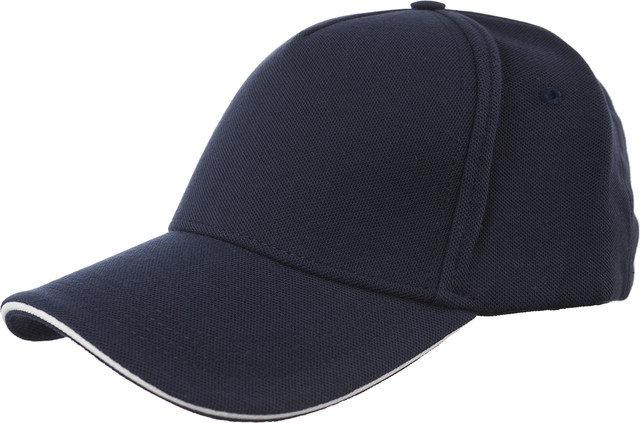 Tommy Hilfiger PIQUE CAP 413 TOMMY NAVY AM0AM03333-413