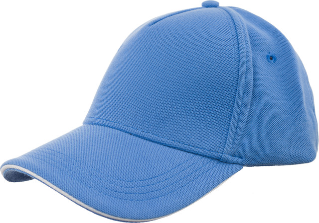 Tommy Hilfiger PIQUE CAP 487 REGATTA AM0AM03333-487