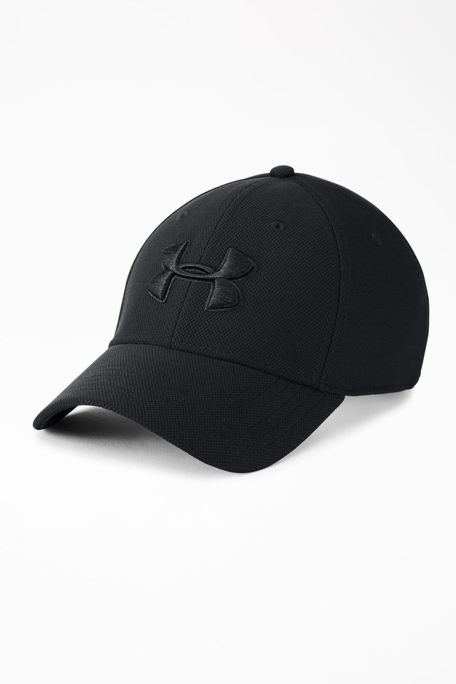 Under Armour MEN'S BLITZING 3.0 CAP 002 BLACK 1305036-002