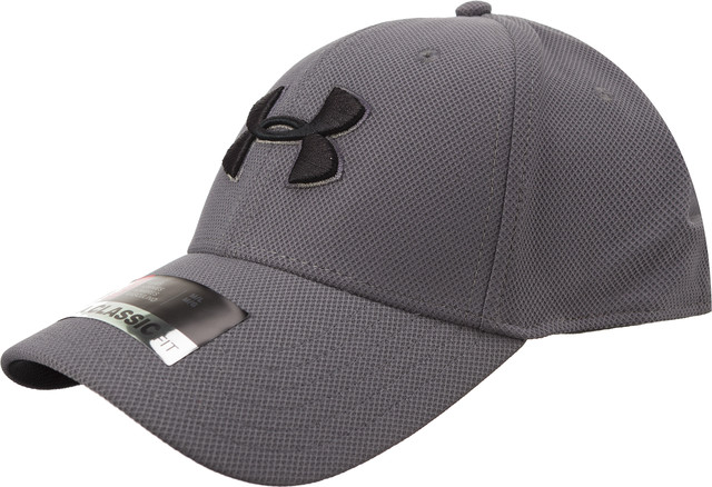 Under Armour BLITZING 3.0 CAP 040 GRAY 1305036-040