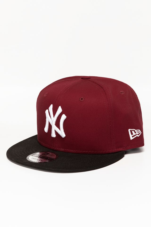 RED/BLACK/WHITE COLOUR BLOCK 9FIFTY NYY RED 12122745