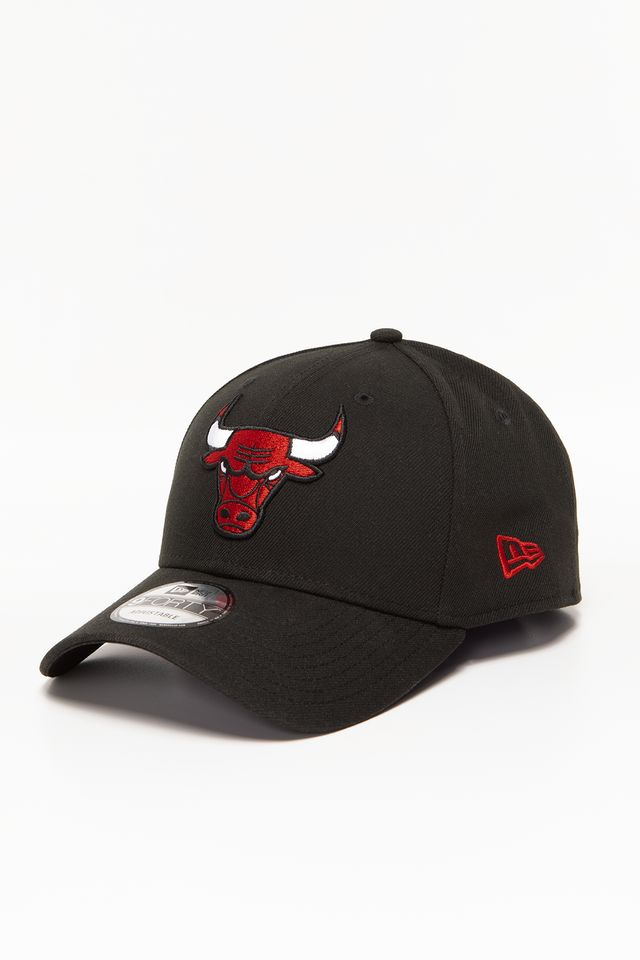 BLACK Chicago Bulls Black 9FIFTY Stretch Snapback 11405614