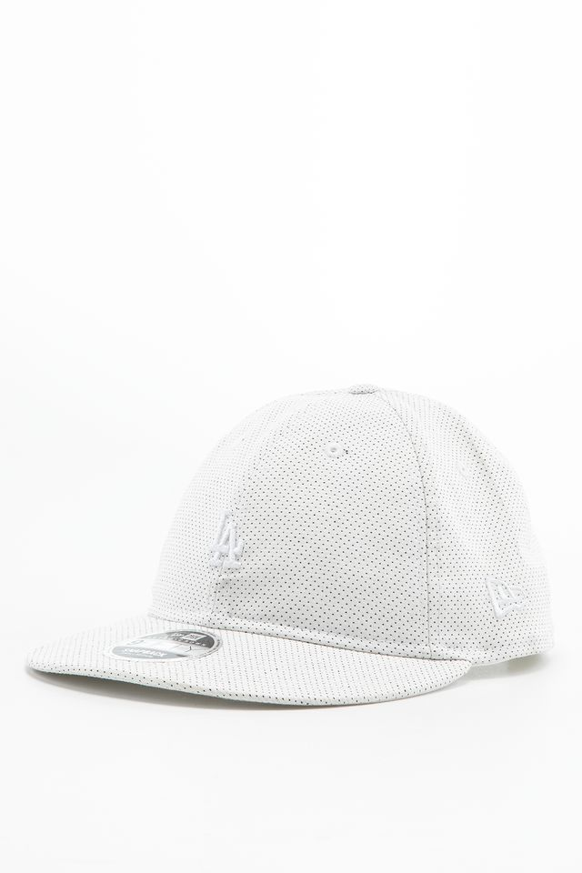 WHITE POLKADOT 9FIFTY RETRO 340