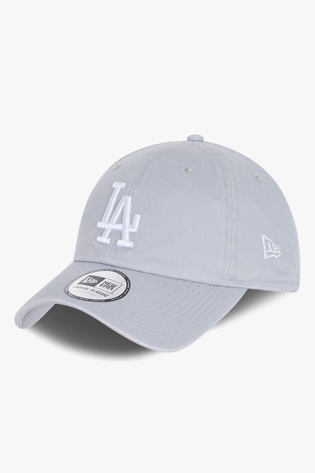 GREY CZAPKA Z DASZKEM TEAM CC 9TWENTY DODGERS 60112745