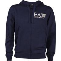 EA7 Emporio Armani TRAIN VISIBILITY M T-SUIT HO FZ CH COFT DARK MEL.BLUE 3ZPV62PJ05Z-3502