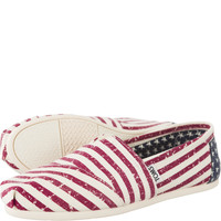 Canvas Flag Womens Alpargata 992