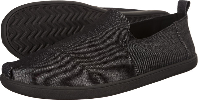 TOMS Denim Men Deconstructed Alpargata 9874 10009874