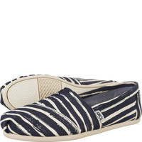 Espadryle TOMS Painted Stripe Womens  Alpargata 9721