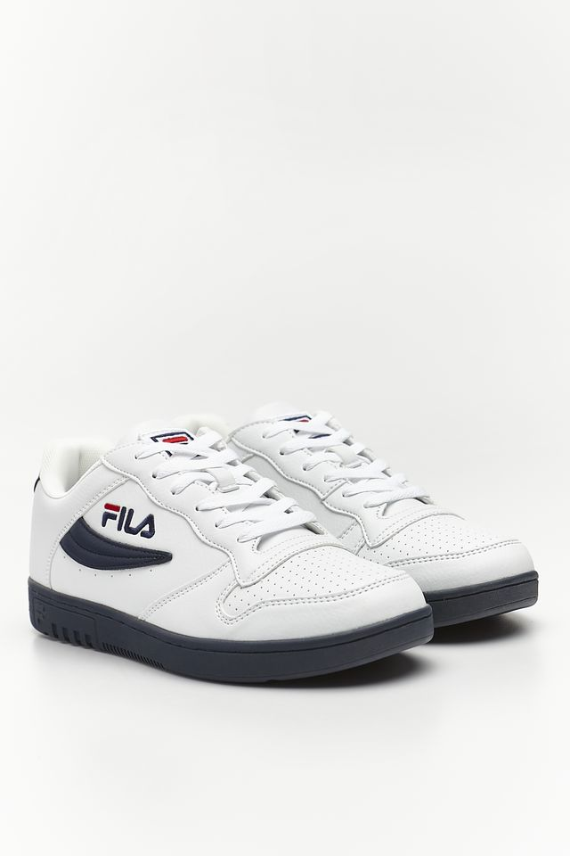 Fila FX100 LOW 98F WHITE/DRESS BLUE 1010260-98F