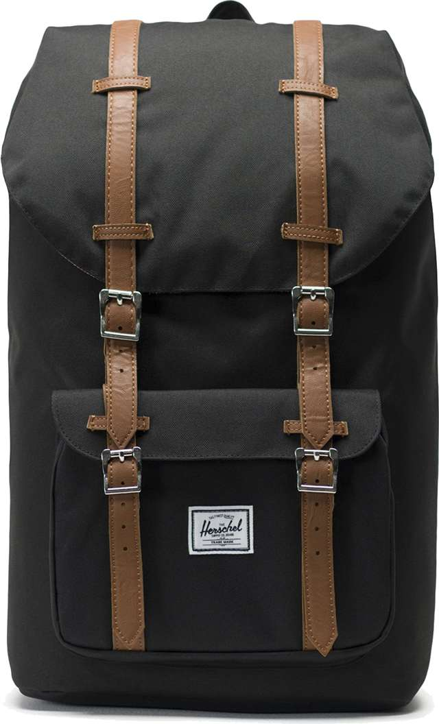 Herschel LITTLE AMERICA 00001 BLACK 10014-00001