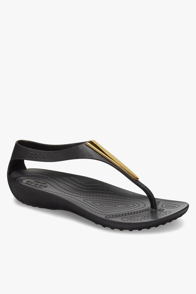 Crocs SERENA METALLIC BAR FLIP W 206420 Sklep internetowy