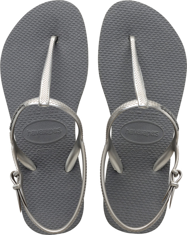 Japonki Havaianas  <br/><small>FREEDOM SL STEEL GRAY </small>  H4137110-5178P