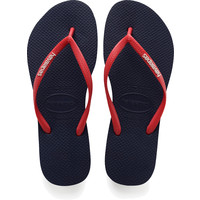 Havaianas SLIM LOGO NAVY/RED RUBY H4119787-5603P