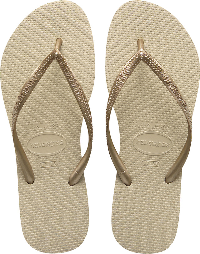 Havaianas Slim Sand Grey Light Golden H40000302719