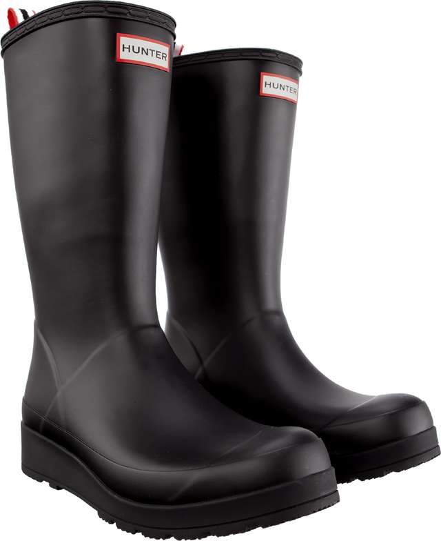 Hunter ORIGINAL PLAY BOOT TALL BLACK WFT2007RMA