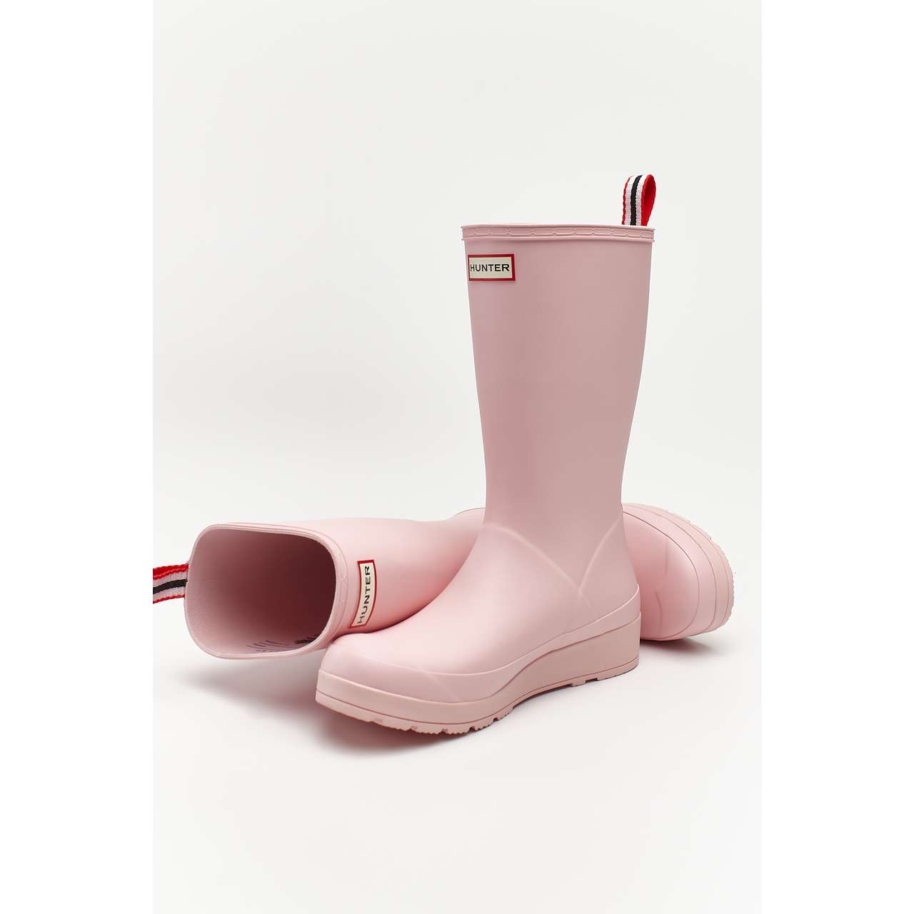 Kalosze Hunter  <br/><small>ORIGINAL PLAY BOOT TALL CANDY FLOSS </small>  WFT2007RMA