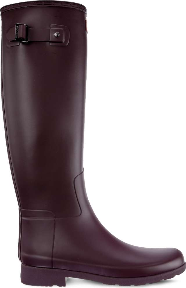 Kalosze Hunter  <br/><small>WOMEN'S ORIGINAL REFINED OXBLOOD </small>  WFT1071RMA