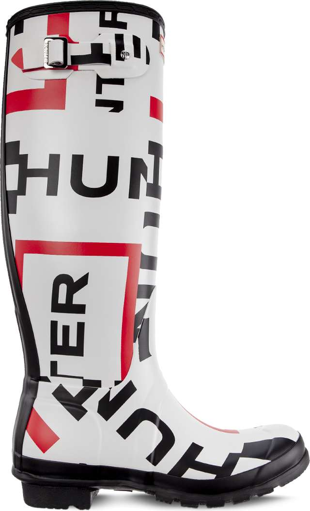 Hunter WOMEN'S ORIGINAL EXPLODED LOGO TALL WFT2000ELP