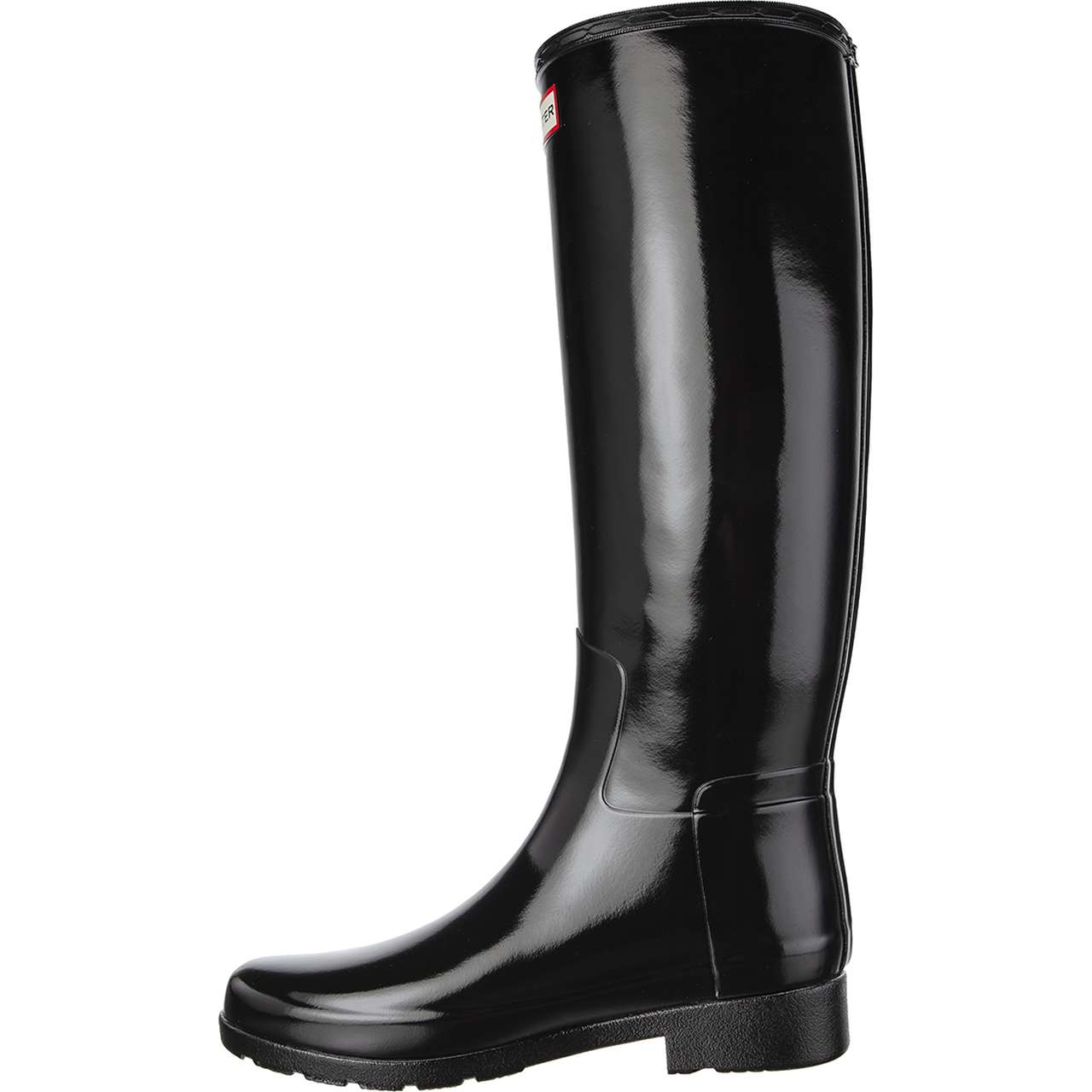 Kalosze Hunter  <br/><small>WOMEN'S ORIGINAL REFINED GLOSS BLACK </small>  WFT1071RGL